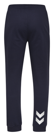 HUMMEL GO KIDS COTTON PANT, MARINE, packshot