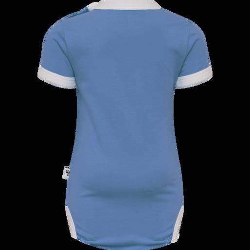 hmlHEAVEN BODY S/S, PARISIAN BLUE, packshot