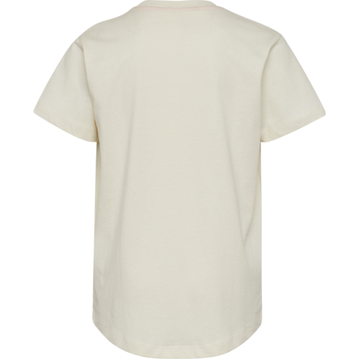 hmlTORBEN T-SHIRT S/S, WHISPER WHITE, packshot