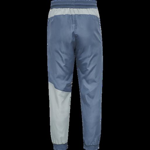 hmlSULLIVAN LOOSE PANTS, CHINA BLUE, packshot