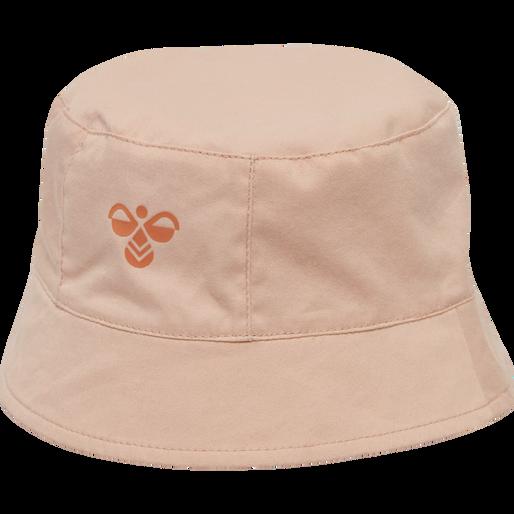 hmlQUINN HAT, CORAL PINK, packshot