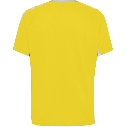 CORE TEAM JERSEY S/S, SPORTS YELLOW, packshot