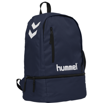 hmlPROMO BACK PACK, MARINE, packshot
