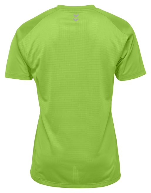 RUNNER SS TEE, GREEN GECKO, packshot