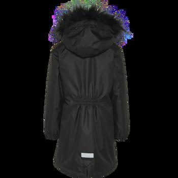 hmlLISE COAT, BLACK, packshot