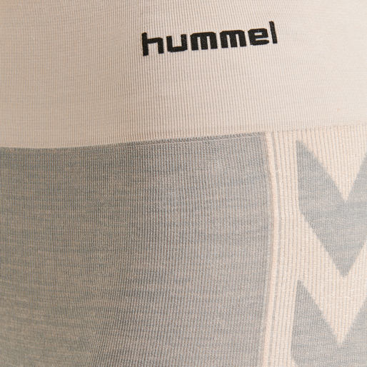 HMLCLEA SEAMLESS TIGHTS, CLOUD PINK MELANGE, packshot