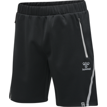 hmlCIMA SHORTS WOMAN, BLACK, packshot
