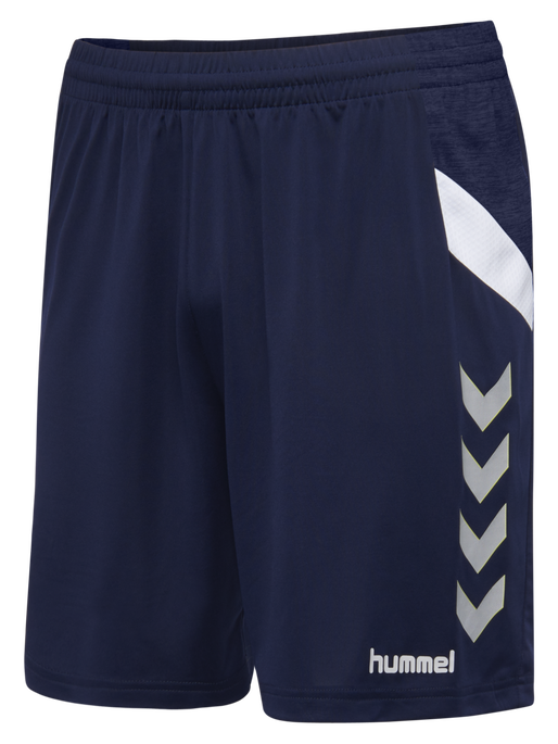 TECH MOVE KIDS POLY SHORTS, MARINE, packshot