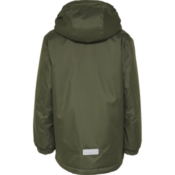 hmlCONRAD JACKET, FOREST NIGHT, packshot