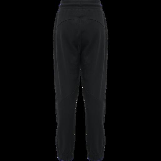 hmlNUEVE PANTS , BLACK, packshot