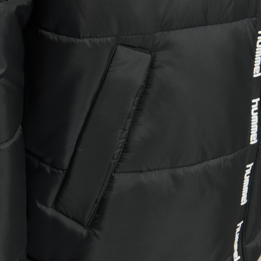 hmlNORTH JACKET, BLACK, packshot