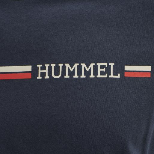 hmlMONTREAL T-SHIRT, BLUE NIGHTS, packshot