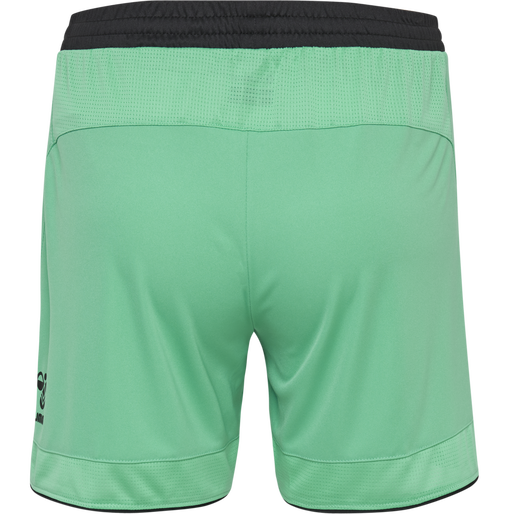 DBU GK WOMAN SHORTS , ATLANTIS/BLACK, packshot