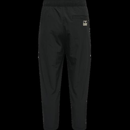 hmlNEO CARROT PANTS, BLACK, packshot