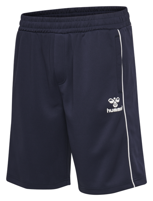 hmlARNE SHORTS, BLACK IRIS, packshot