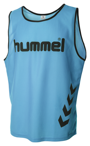 FUNDAMENTAL TRAINING BIB, NEON BLUE, packshot