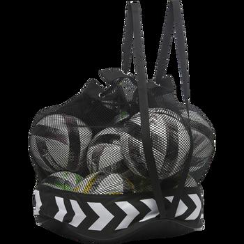 CORE BALL BAG, BLACK, packshot