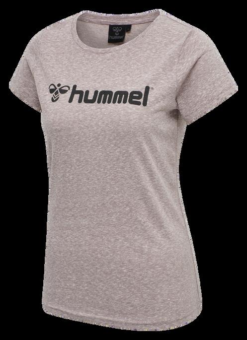 HMLAMALSA T-SHIRT S/S TEE, PURPLE VELVET, packshot