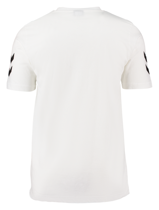 CORE COTTON TEE, WHITE, packshot