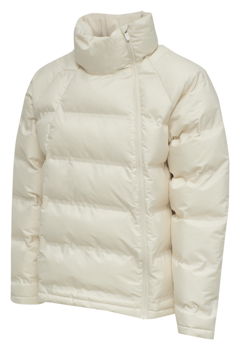 hmlMETRO PUFFA JACKET, WHITE ASPARGUS, packshot