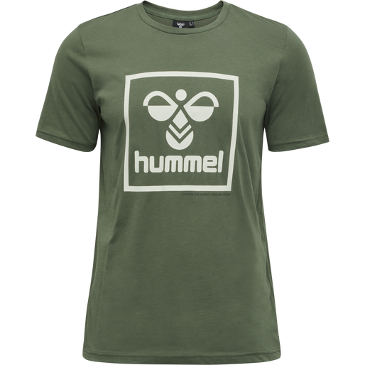hmlISAM T-SHIRT, BEETLE, packshot
