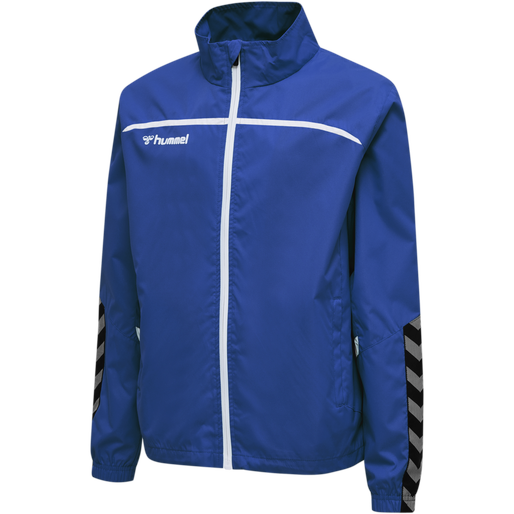 hmlAUTHENTIC TRAINING JACKET, TRUE BLUE, packshot