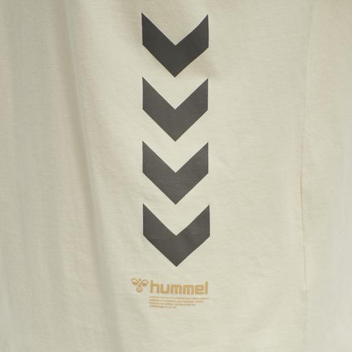 hmlPARSON T-SHIRT, BONE WHITE, packshot