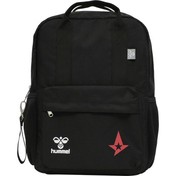 hmlASTRALIS BACKPACK, BLACK, packshot