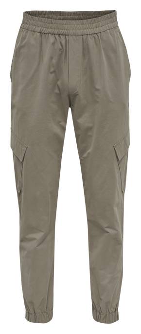 hmlTROOPER PANTS, DRIFTWOOD, packshot