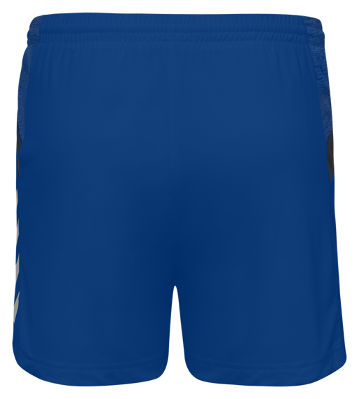 TECH MOVE POLY SHORTS WOMAN, TRUE BLUE, packshot