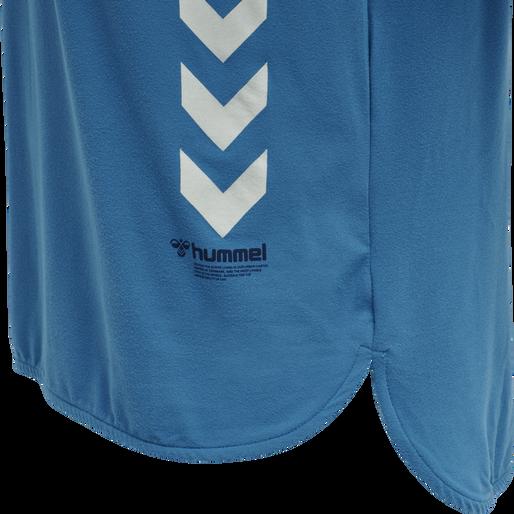hmlMARLEY T-SHIRT, BLUE SAPPHIRE, packshot