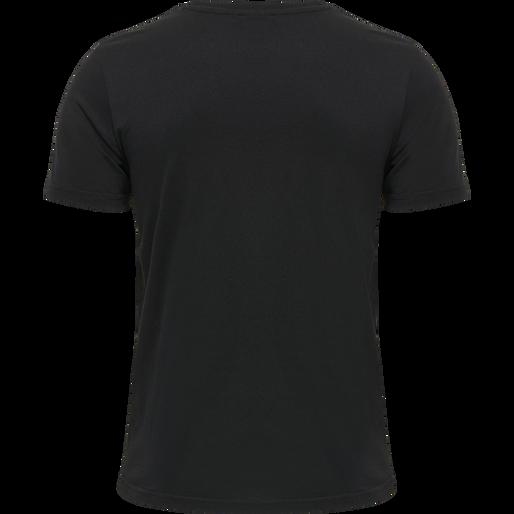 hmlLEGACY 2-PACK T-SHIRT, BLACK/WHITE, packshot