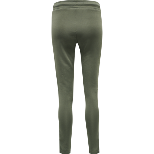 hmlNELLY 2.0 TAPERED PANTS, BEETLE, packshot
