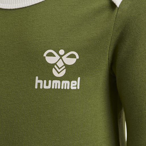 hmlMAUI BODY L/S , PESTO, packshot
