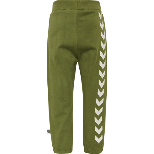 hmlMAUI PANTS, PESTO, packshot