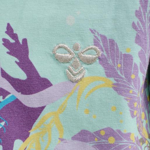 hmlSEA DRESS S/S, BLUE TINT, packshot