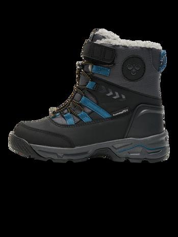 SNOW BOOT TEX JR, BLACK, packshot