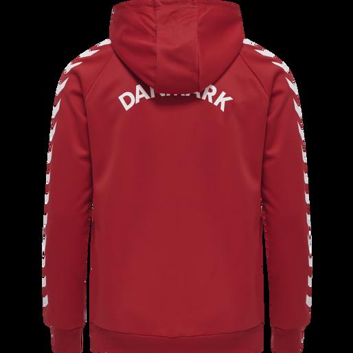 DBU FAN 2020 HOODIE SWEAT, TANGO RED, packshot