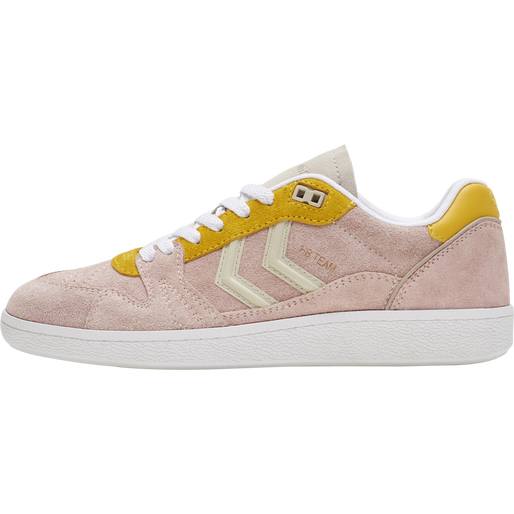 HB TEAM SUEDE WMNS, CLOUD PINK, packshot