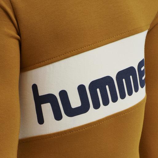 hmlCLEMENT BODY L/S, PUMPKIN SPICE, packshot