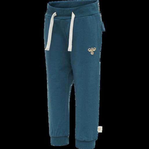 hmlBUENA PANTS, BLUE CORAL, packshot
