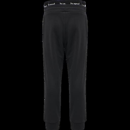 hmlNILAR PANTS, BLACK, packshot