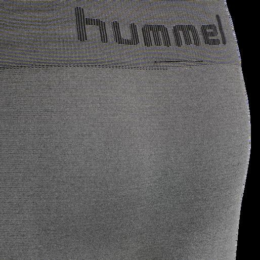 hmlMAX SEAMLESS TIGHTS, MEDIUM MELANGE, packshot