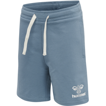 hmlPROUD SHORTS, BLUESTONE, packshot