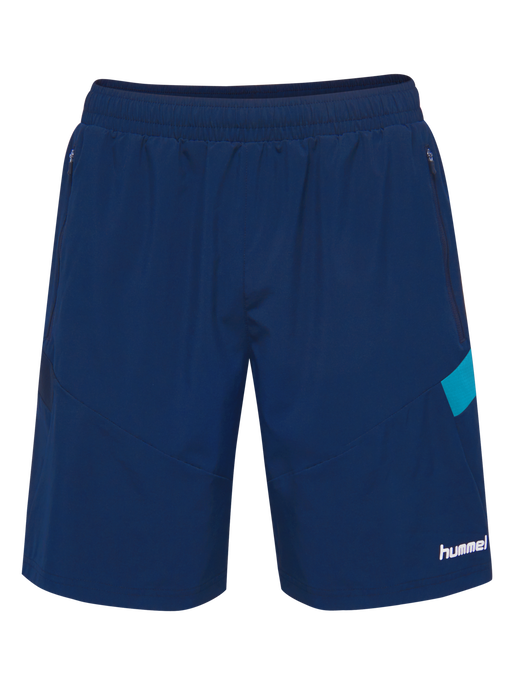 TECH MOVE TRAINING SHORTS, SARGASSO SEA, packshot