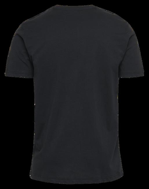 hmlRAGNAR T-SHIRT S/S, BLACK, packshot