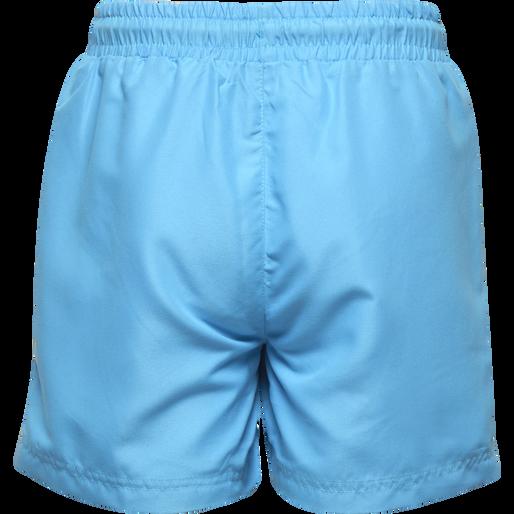 HMLBAY BOARD SHORTS, ETHERAL BLUE, packshot
