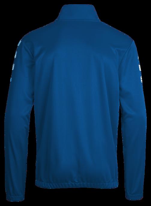 CORE 1/2 ZIP SWEAT, TRUE BLUE, packshot