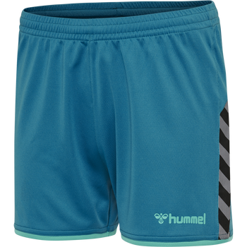 hmlAUTHENTIC POLY SHORTS WOMAN, CELESTIAL, packshot