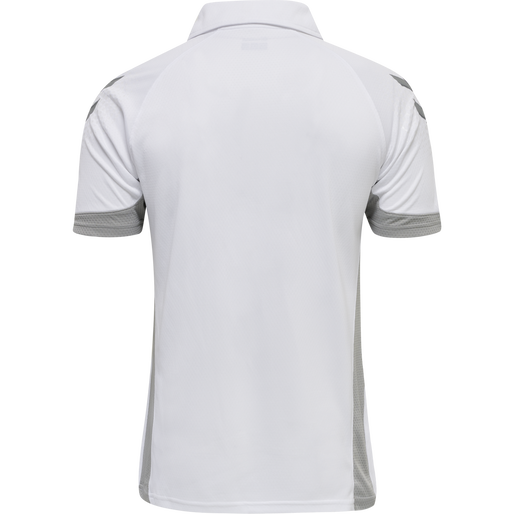 hmlLEAD FUNCTIONAL POLO, WHITE, packshot